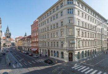 Jindřišská 16 , Praha 1 - Nové Město