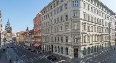 Kancelář v centrum Prahy k pronájmu ihned - ul. Jindřišská