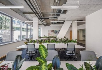 Serviced offices for rent - Prague Uprising - 11m2 - 1500m2