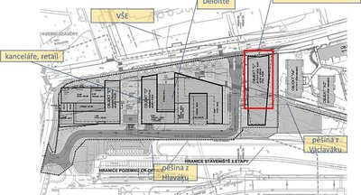 Exclusivní obchodní jednotka k pronájmu - Italská ulice - 130m2