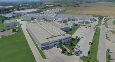 Skladové a výrobné haly na prenájom blízko Nitry/Warehouse and production hall for rent close to Nitra