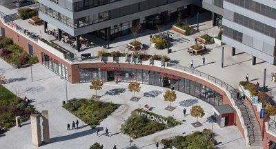 Pronájem Obchodních prostor 29 m2 - přímo u stanice Nové Butovice