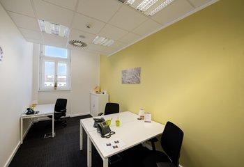 Pronájem vybavených a servisovaných kanceláří ihned - Praha IP Pavlova