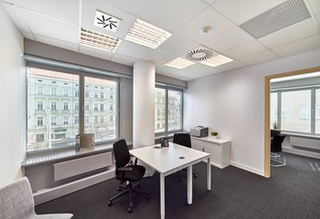 Lease, Commercial Offices, 400m² - Praha - Smíchov