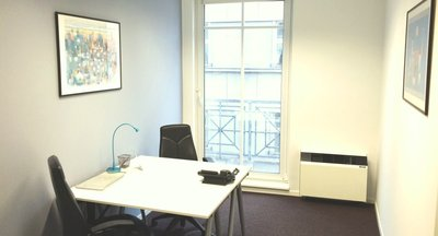 Pronájem servisovaných a vybavených kanceláří Praha centrum