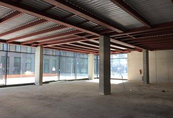 Obchodní jednotka - výborná lokalita Palmovka - Praha 8 - 450 m2
