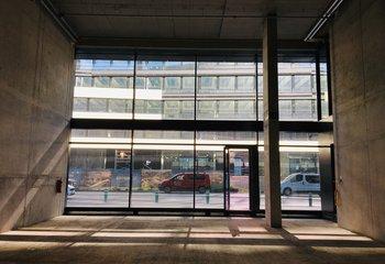 Business unit - excellent location Palmovka - Prague 8 - 180 m2