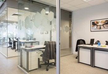 Albatros - kanceláře s terasou - Národní třída