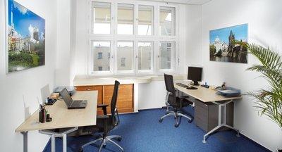 Zařízené kanceláře v centrum Prahy - Na Poříčí