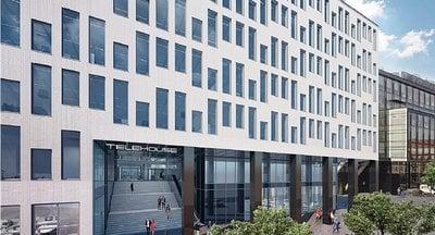 Pronájem obchodních prostor 750 m2 - Dejvice