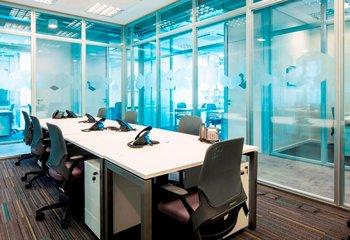 Vybavené kanceláře - Smíchoff- 20m2 - 2000m2