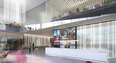 Ultramoderní vybavené kanceláře k pronájmu - Smíchov - 20m2 - 2000m2