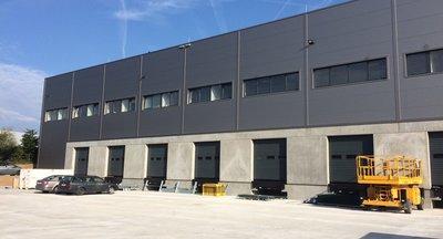 Pronájem moderního skladu Cerhovice - 7,200 m2