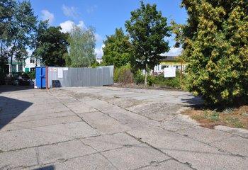Pronájem: Pronájem skladové haly a zpevněné plochy v Nymburce