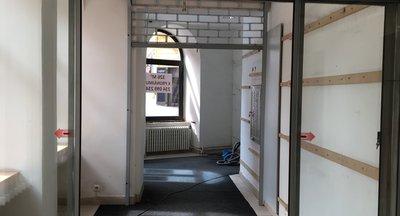 Pronájem obchodních prostor - výborná lokalita - Letná - 326 m2