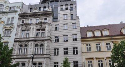 Pronájem reprezentativních kanceláří Na příkopě, Praha 1