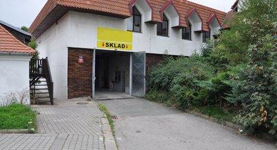 Pronájem: Skladové a obchodní (showroom) prostory Praha 6 - Ruzyně, D0, D6