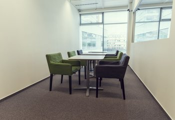 Vybavené kancelářské prostory - Nové Butovice