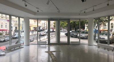 Pronájem - Nádherné Obchodní prostory, 197 m² - Praha 2 - Vinohrady