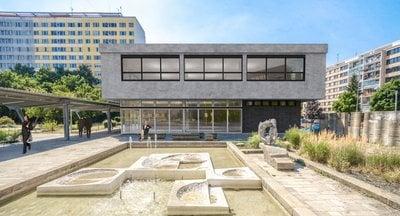 Pronájem obchodních ploch 1 838 m² - Praha 4