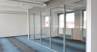 Nové kanceláře Brno - Komárov