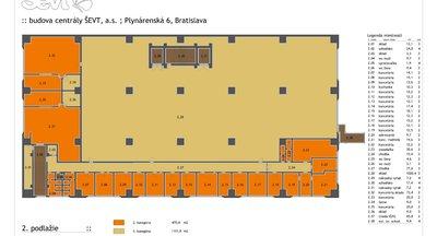 Flexibilné skladové priestory - malé výmery na prenájom/ Flexible warehouse premises- small units for rent