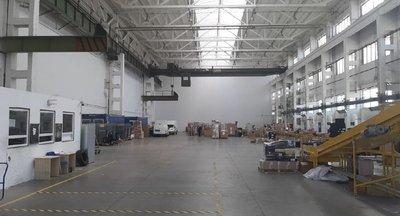 Výrobný / skladový priestor v Bratislave - Petržalke - 1590m2/ Production or warehouse hall in Bratislava-Petržalka-1590 sq m