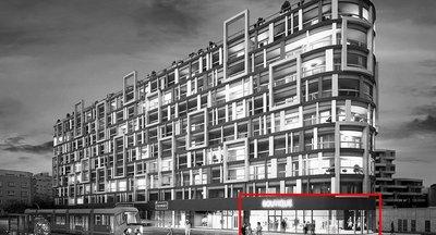 Pronájem, Obchodní prostory, 135m² - Praha 9