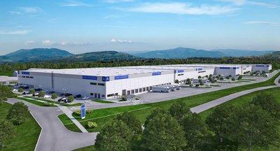 Prenájom skladovej a výrobnej haly v Martine/ Warehouse and production hall for rent in Martin