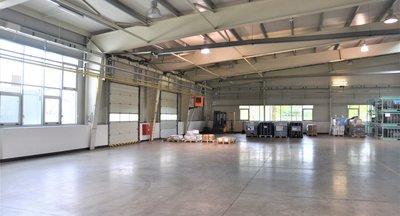 Pronájem, Sklady, až 2.500 m² - Bakov nad Jizerou