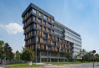 Tetris Office Building , Budějovická - Praha 4