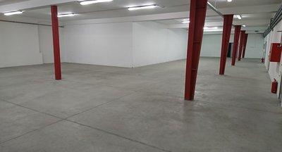 Na prenájom skladové priestory v Bratislave- Petržalka/ Warehouse for rent in Bratislava- Petržalka