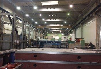 Pronájem výrobních ploch Praha 10 - Průmyslová ulice, 4.562 m² - Praha 10
