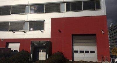 Production hall, Prague 10 - 2,300 m2
