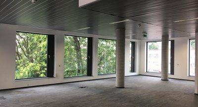 Pronájem kanceláře 550 m2 - Praha - Smíchov
