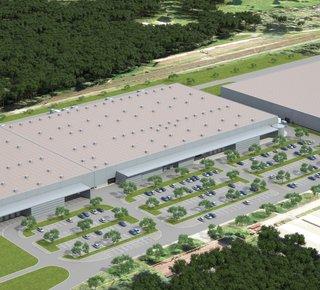 Pronájem skladových a výrobních ploch - Týniště nad Orlicí
