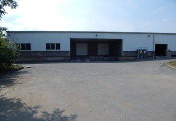 Pronájem: skladová hala 1167 m2, Vyškov