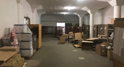 Pronájem: skladové a výrobní prostory, Ostrava-Svinov