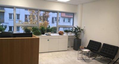 Pronájem moderně vybavené kanceláře - 230 m² - Praha 4