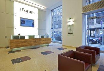 The Forum, Václavské náměstí, Praha 1- Nové Město