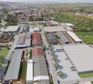 Lease: warehouse and production premises, Zlín - Rybníky