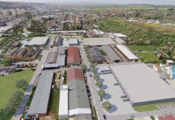 Pronájem: skladové a výrobní prostory, Zlín - Rybníky