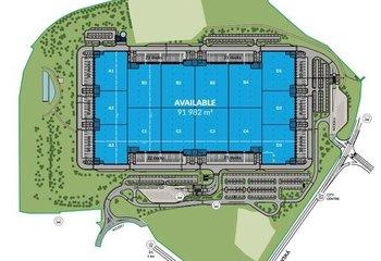 Pronájem moderních skladových a výrobní prostor, Ostrava - Hrušov až 92.000m2