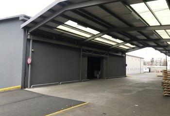 Pronájem skladových a výrobních prostor - Modletice 1250 - 2500
