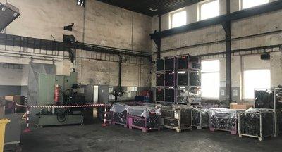 Pronájem: skladové a výrobní prostory, Velká Bíteš