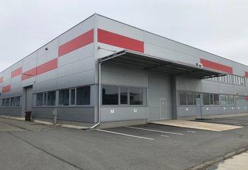 Lease, Commercial Warehouses, 2999m² - Kuřim