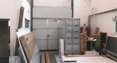 Pronájem: skladové a výrobní prostory 1.100 m2, Praha 8 (Libeň)