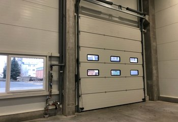 Pronájem skladové/výrobní prostory 2.160 m² - Brandýs nad Labem-Stará Boleslav