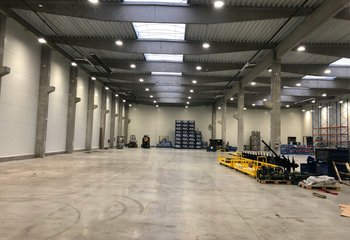 Warehouse/Production space for rent - 2.160 sq m - Brandýs nad Labem-Stará Boleslav