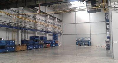 Pronájem výrobní prostory 3,700 m² - Brandýs nad Labem-Stará Boleslav